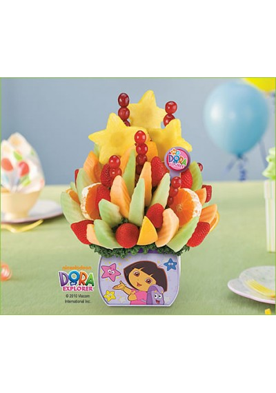 Dora The Explorer Fruit Fiesta