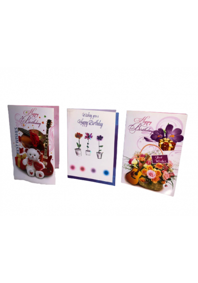 Happy Birthday Greeting Cards 2021