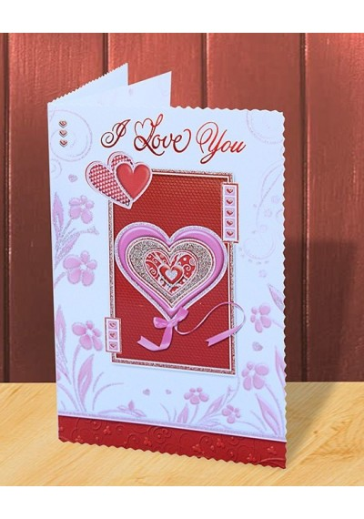 Valentine Greeting Card IV