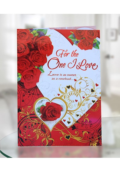 Valentine Greeting Card V