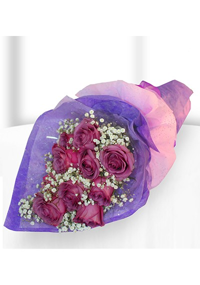 Lavender Wishes Bouquet