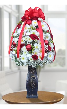 Christmas Faithful Bouquet
