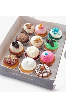 Sweet Assorted Cupcakes