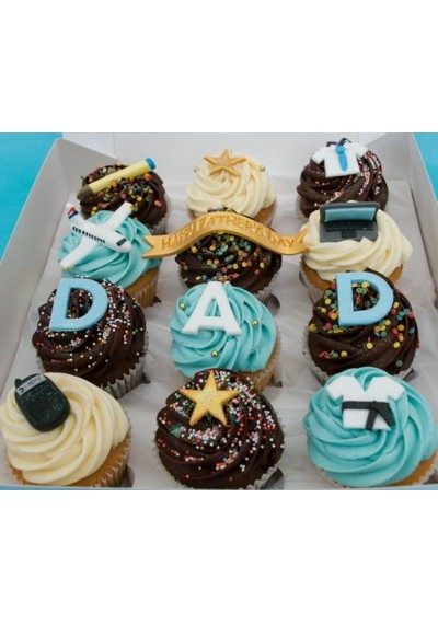 Fathers day Cupcakes 2020