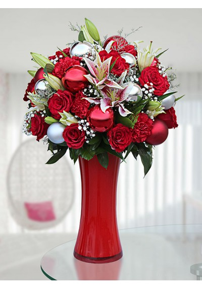 Christmas Delight bouquet