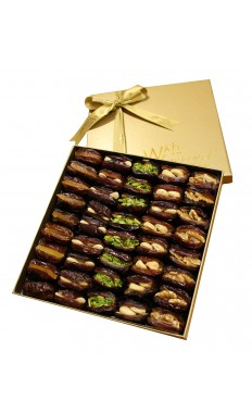 Gourmet Luxury Dates Gift Box Large By Wafi Gourmet