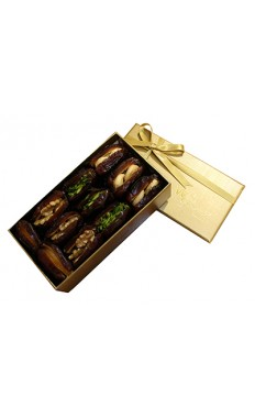 Gourmet Luxury Dates Gift Box small By Wafi Gourmet