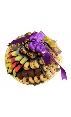 Assorted Sweet Plate By Wafi Gourmet