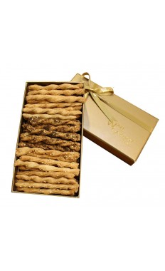 Assorted Luxury small Salty Biscuit  By Wafi Gourmet