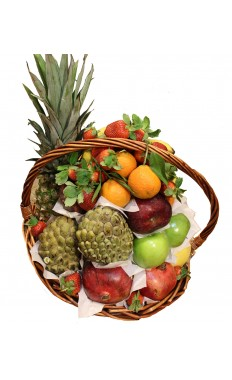 WG Assorted seasonal Fresh Fruit