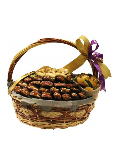 Basket Assorted Dates